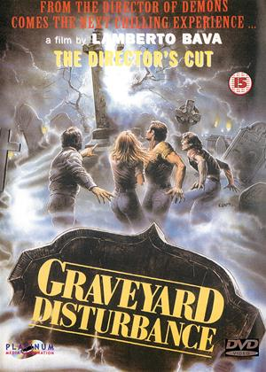 Rent Graveyard Disturbance: Director's Cut Online DVD & Blu-ray Rental
