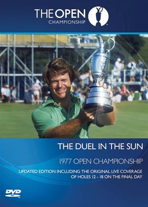 Rent The Duel in the Sun: The Open Golf Championship 1977 Online DVD Rental