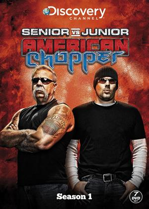 Rent American Chopper: Senior vs. Junior: Series 1 Online DVD Rental