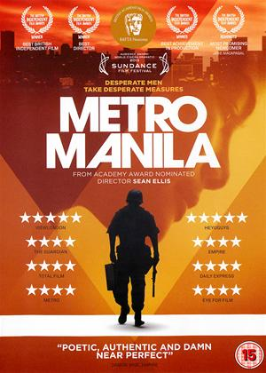 Rent Metro Manila Online DVD Rental