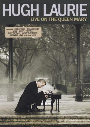 Rent Hugh Laurie: Live on the Queen Mary Online DVD Rental