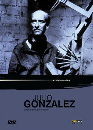Rent Art Lives: Julio González Online DVD Rental