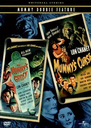 Rent Mummy's Ghost / Mummy's Curse Online DVD Rental