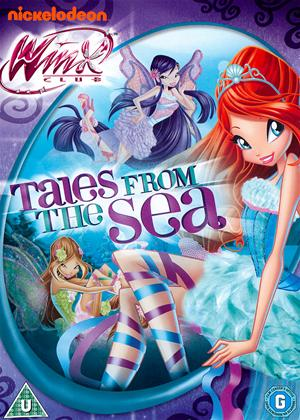 Rent Winx Club: Tales from the Sea Online DVD Rental