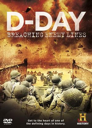Rent D-Day: Breaching Enemy Lines Online DVD Rental