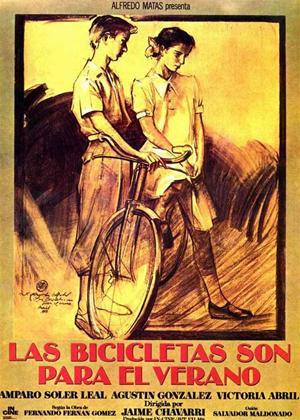 Rent Bicycles Are for the Summer (aka Las bicicletas son para el verano) Online DVD Rental