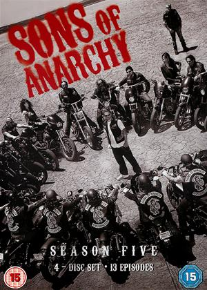 Rent Sons of Anarchy: Series 5 Online DVD Rental