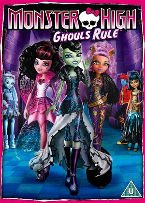 Rent Monster High: Ghouls Rule Online DVD Rental