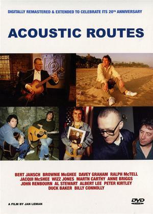 Rent Acoustic Routes Online DVD Rental