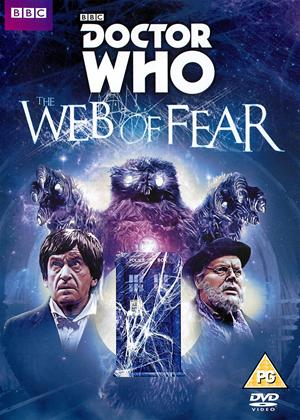 Doctor Who: The Web of Fear Online DVD Rental