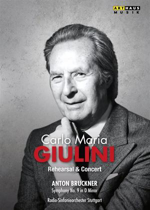 Rent Carlo Maria Giulini: Rehearsal and Concert Online DVD Rental