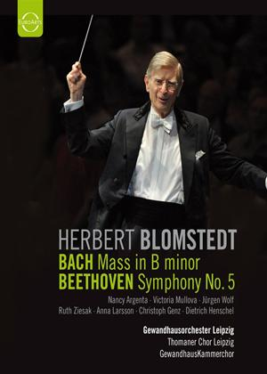 Rent Bach/Beethoven: Mass in B Minor/Symphony No. 5 (Blomstedt) Online DVD Rental
