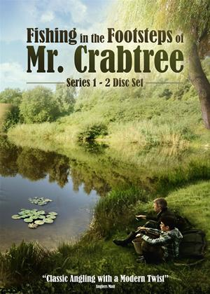 Rent Fishing in the Footsteps of Mr Crabtree Online DVD Rental