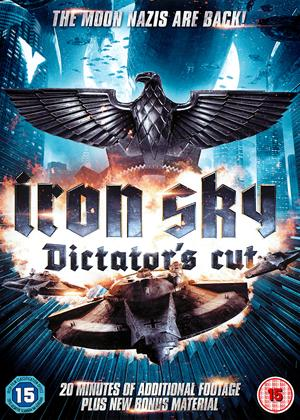 Rent Iron Sky: Dictator's Cut Online DVD Rental