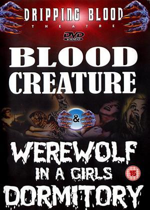 Rent Blood Creature / Werewolf in a Girls Dormitory (aka Terror Is a Man / Lycanthropus) Online DVD Rental