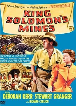 Rent King Solomon's Mines Online DVD Rental