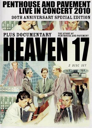Rent Heaven 17: Penthouse and Pavement: Live in Concert 2010 Online DVD Rental