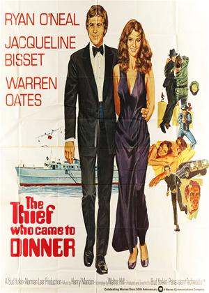 Rent The Thief Who Came to Dinner Online DVD Rental