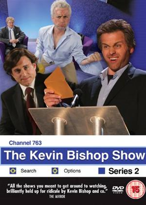Rent The Kevin Bishop Show: Series 2 Online DVD Rental