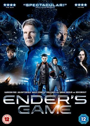 Ender's Game Online DVD Rental