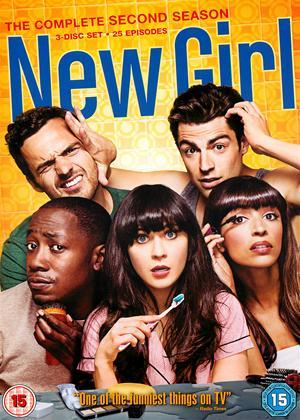 Rent New Girl: Series 2 Online DVD & Blu-ray Rental