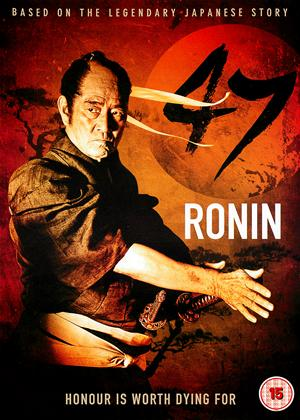 Rent 47 Ronin (aka Shijûshichinin No Shikaku) Online DVD Rental