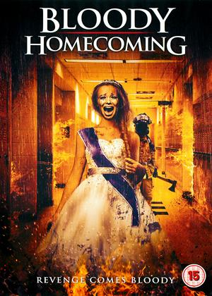 Rent Bloody Homecoming Online DVD Rental