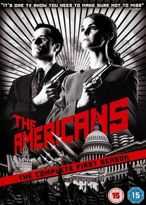 Rent The Americans: Series 1 Online DVD & Blu-ray Rental