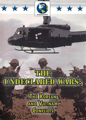 Rent The Undeclared Wars: The Korean and Vietnam Conflicts Online DVD Rental