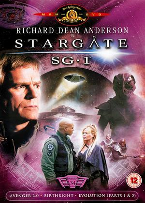 Rent Stargate SG-1: Series 7: Vol.34 Online DVD Rental