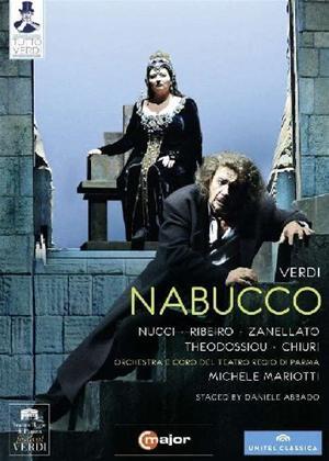 Rent Nabucco: Teatro Regio Di Parma (Mariotti) Online DVD Rental