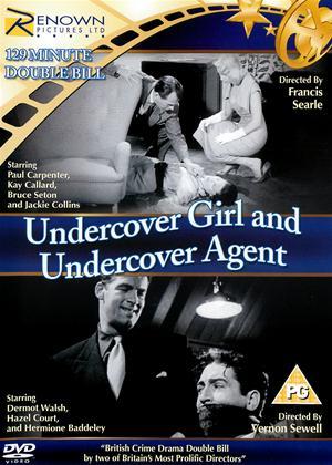Rent Undercover Girl / Undercover Agent Online DVD Rental