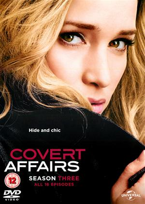 Rent Covert Affairs: Series 3 Online DVD & Blu-ray Rental