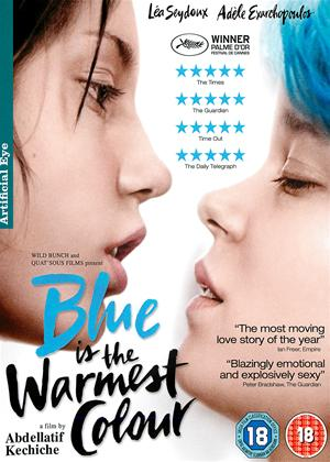 Blue Is the Warmest Colour Online DVD Rental