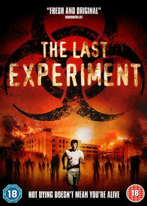 Rent The Last Experiment Online DVD Rental