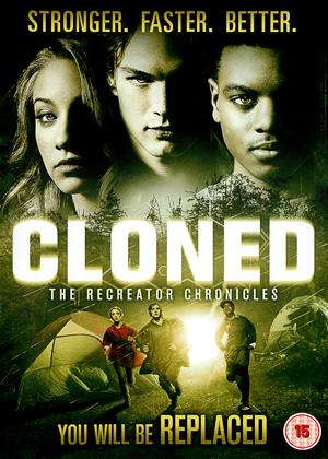 Rent Cloned: The Recreator Chronicles Online DVD Rental