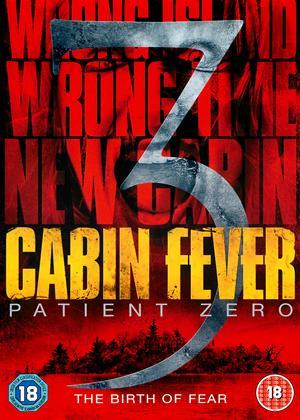 Rent Cabin Fever 3: Patient Zero Online DVD Rental