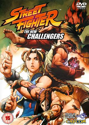 Rent Street Fighter: The New Challengers Online DVD Rental