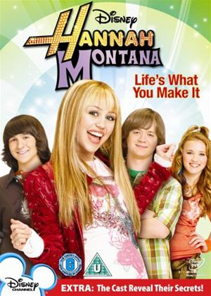 Rent Hannah Montana: Life's What You Make It Online DVD Rental