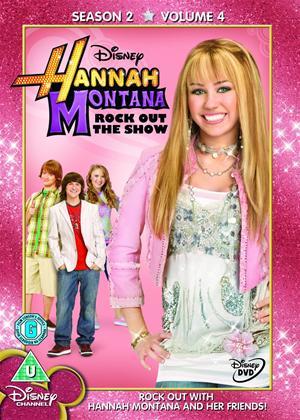 Rent Hannah Montana: Series 2: Vol.4 Online DVD Rental