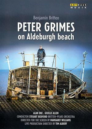 Rent Peter Grimes on Aldeburgh Beach Online DVD Rental