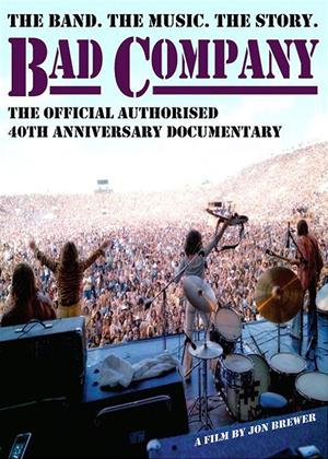 Rent Bad Company: The 40th Anniversary Online DVD Rental