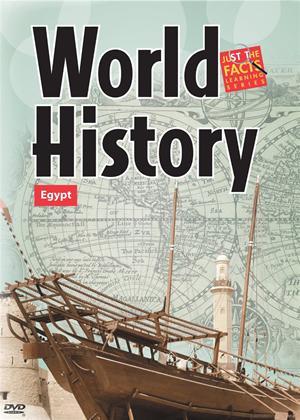 Rent World History: Egypt Online DVD Rental