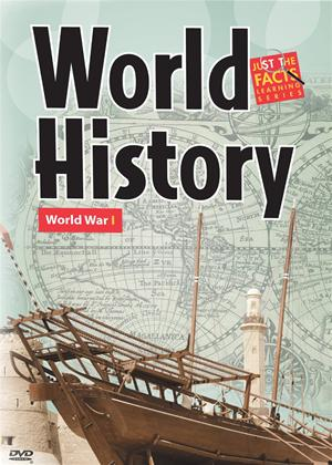 Rent World History: WWI Online DVD Rental