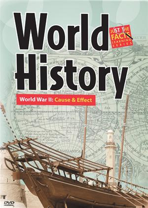 Rent World History: WWII: Cause and Effect Online DVD Rental