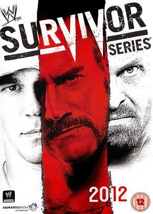 Rent WWE: Survivor Series: 2012 Online DVD & Blu-ray Rental