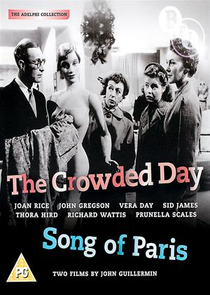 Rent The Crowded Day / Song of Paris Online DVD Rental