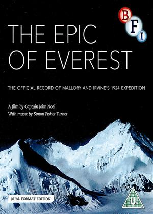 The Epic of Everest Online DVD Rental