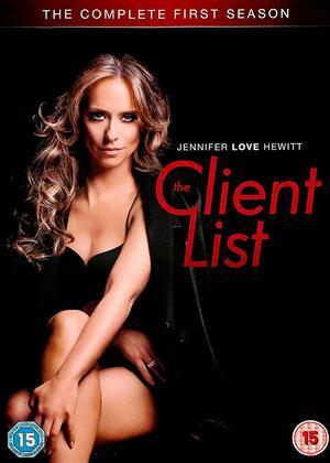 Rent The Client List: Series 1 Online DVD Rental