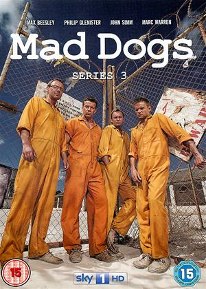 Rent Mad Dogs: Series 3 Online DVD Rental